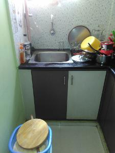 1 BHK Flat for Rent in Shree Gokulam Residency, BTM Layout | Kitchen Cabinets Fully Furnished, Provision For Water Purifier, Water Purifier
