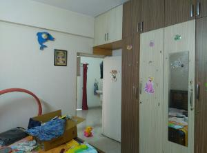 2 BHK Flat for Rent in DSR Green Vista, Whitefield | Loft, Wardrobe, Wardrobe Fully Furnished