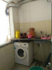 2 BHK Flat for Rent in DSR Green Vista, Whitefield | Provision For Washing Machine, Washing Machine