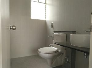 2 BHK Flat for Rent in Godrej E City, Electronic City | Inside Bathroom