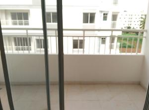 2 BHK Flat for Rent in Godrej E City, Electronic City | View From Balcony