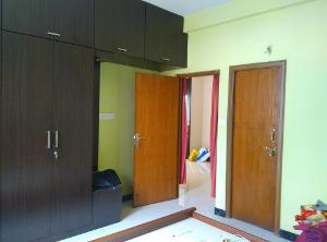 2 BHK Flat for Rent in Himagiri Meadows, Bannerghatta Road | BEDROOM 1 Picture - 2