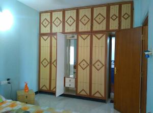 2 BHK Flat for Rent in Himagiri Meadows, Bannerghatta Road   Loft, Mirror, Wardrobe, Wardrobe Fully Furnished