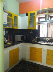 2 BHK Flat for Rent in Himagiri Meadows, Bannerghatta Road | Chimney, Kitchen Cabinets Fully Furnished, Provision For Water Purifier, Water Purifier