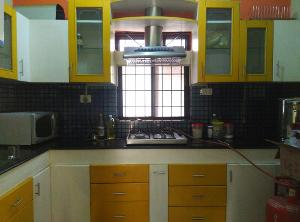 2 BHK Flat for Rent in Himagiri Meadows, Bannerghatta Road | KITCHEN 1 Picture - 3