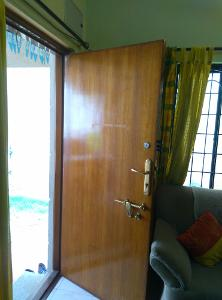 2 BHK Flat for Rent in Himagiri Meadows, Bannerghatta Road | MAIN DOOR 1 Picture - 1