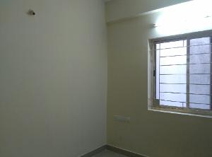 3 BHK Flat for Rent in Satya Greens Apartment, Kodigehalli | BEDROOM 2 Picture - 3