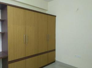 3 BHK Flat for Rent in Satya Greens Apartment, Kodigehalli | Wardrobe, Wardrobe Fully Furnished