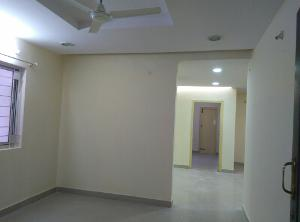 3 BHK Flat for Rent in Satya Greens Apartment, Kodigehalli | LIVING DINING Picture - 2