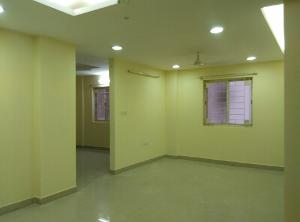 3 BHK Flat for Rent in Satya Greens Apartment, Kodigehalli | LIVING DINING Picture - 3