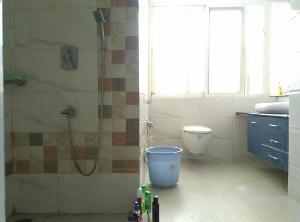 3 BHK Flat for Rent in Citilights Knightsbridge, Brookefield   Commode, Exhaust Fan, Geyser, Mirror, Wash Basin, From Attached Room