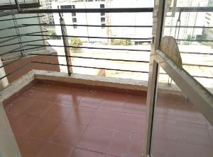 3 BHK Flat for Rent in Citilights Knightsbridge, Brookefield   View From Balcony