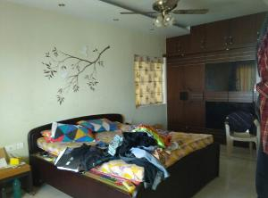 3 BHK Flat for Rent in Citilights Knightsbridge, Brookefield   Cot, Loft, Table, Wardrobe, Wardrobe Fully Furnished