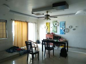 3 BHK Flat for Rent in Citilights Knightsbridge, Brookefield   LIVING 1 Picture - 3