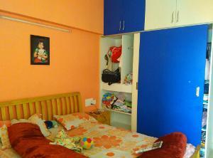 3 BHK Flat for Rent in Nester Raga, Mahadevapura | Loft, Wardrobe, Wardrobe Fully Furnished