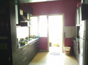 3 BHK Flat for Rent in Nester Raga, Mahadevapura | Chimney, Kitchen Cabinets Fully Furnished, Provision For Water Purifier, Water Purifier