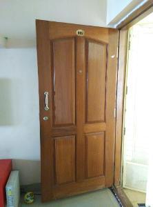 3 BHK Flat for Rent in Nester Raga, Mahadevapura | MAIN DOOR 1 Picture - 1