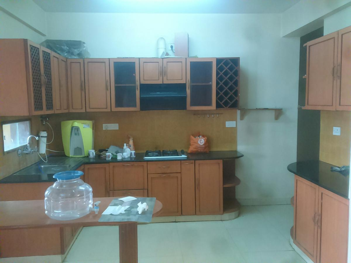 3 BHK Flat for Rent in Oceanus Triton, Bellandur, Bangalore | Zenify.in