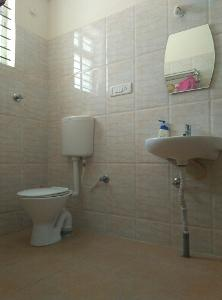 3 BHK Flat for Rent in Pariwar Passion, Bannerghatta | Inside Bathroom