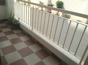 3 BHK Flat for Rent in Pariwar Passion, Bannerghatta | View From Balcony