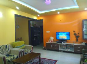 3 BHK Flat for Rent in Pariwar Passion, Bannerghatta | LIVING 1 Picture - 2