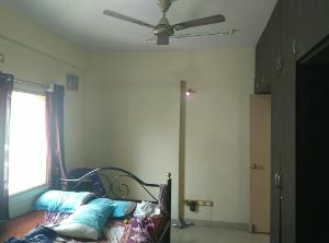 2 BHK Flat for Rent in Santara Magan Place, Hulimavu | Loft, Wardrobe