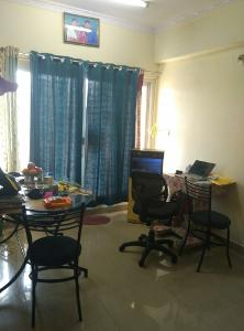 2 BHK Flat for Rent in Santara Magan Place, Hulimavu | LIVING 1 Picture - 3