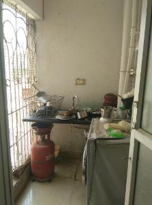2 BHK Flat for Rent in Santara Magan Place, Hulimavu | Provision For Washing Machine, Slab In Kitchen/utility Area, Washing Machine