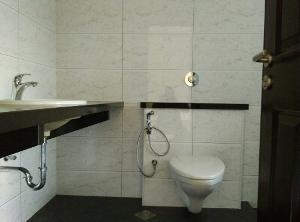 3 BHK Flat for Rent in Sobha Habitech, Whitefield | Commode, Exhaust Fan, Geyser, Wash Basin, From Attached Room