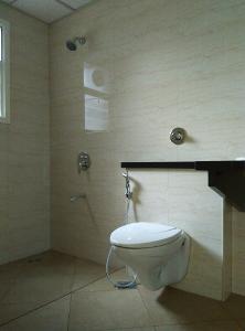 3 BHK Flat for Rent in Sobha Habitech, Whitefield   Inside Bathroom